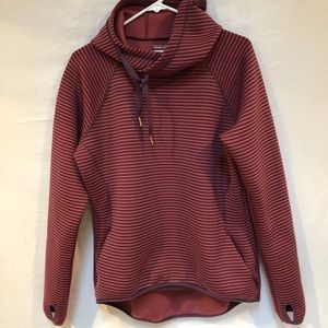 Columbia Omni Wick pullover hoodie Sz L G